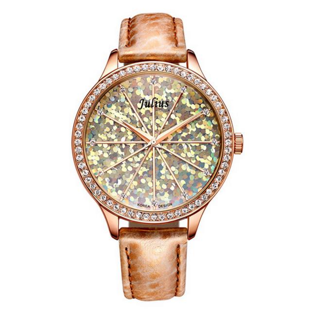 Luxury Rhinestone Crystal Elegant Watch