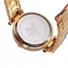 Glitter Crystal Rhinestones Diamond Leopard Luxury Watches