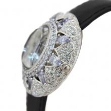 Magical Glitter Sun Rhinestone Crystal Watch