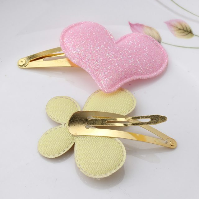 Girl's Fashion Shiny Hairpins