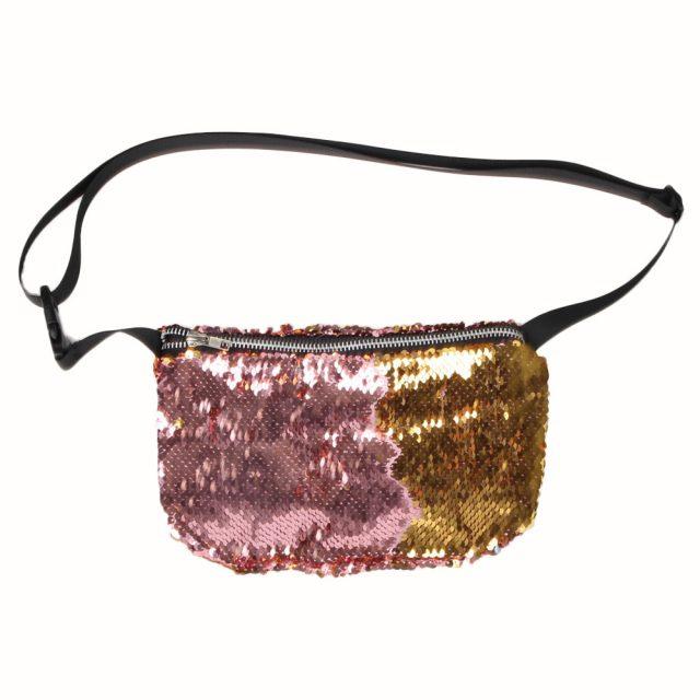 Women's Shiny Waist Pack