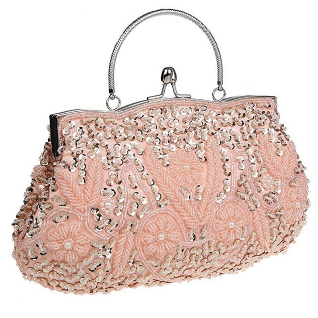 Colorful Sequin Evening Bag